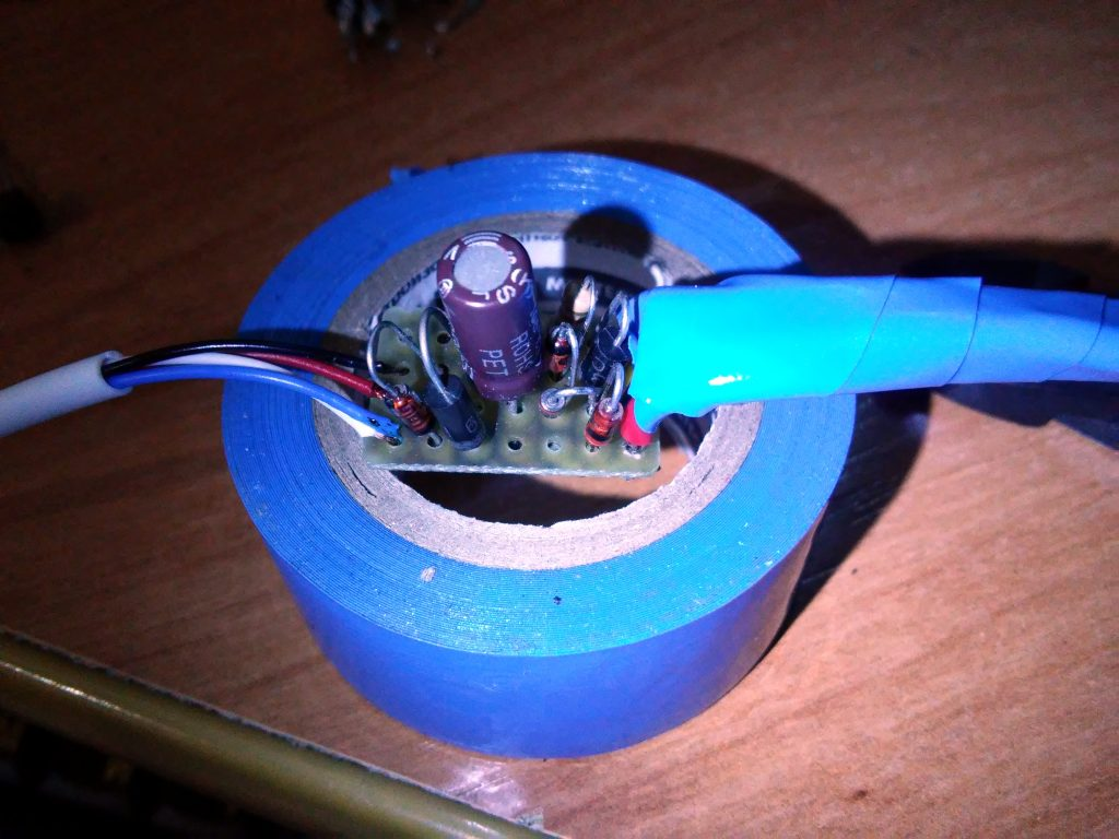 converter rs232 1wire